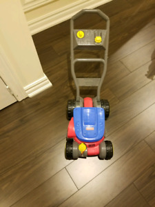 Fisher price lawn mower toy
