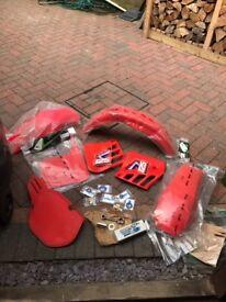 Honda Cr parts