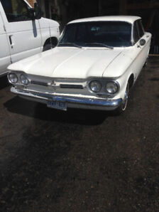 1962 Corvair For Sale!