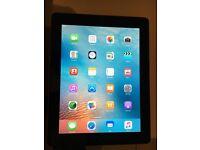 Apple iPad 2 16 GB WIFI 9.7 in Black