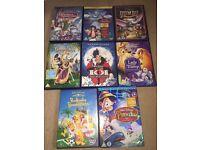DVD Joblot - Disney & More
