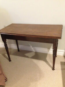 Antique Solid Wood Occasional table