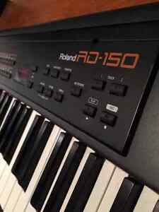 Roland RD150 Keyboard - 88 Weighted Keys | Digital Piano