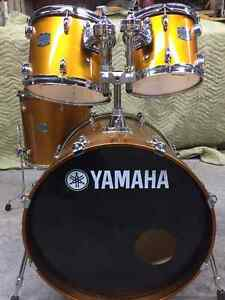 Yamaha Stage Custom Shell Pack - Birch London Ontario image 2