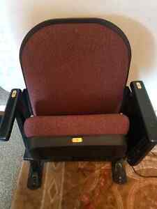 Selling brand new theatre chair for $145.