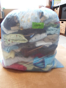 Lot of baby boy clothing