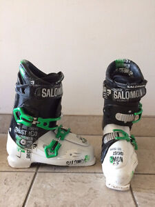 Salomon Ghost skiing boots Size 10