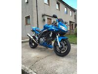 Suzuki sv650 2006 great condition