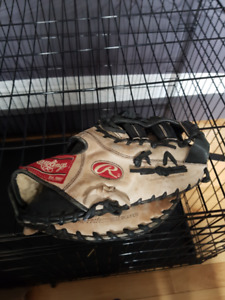 Rawlings Pro Preferred first baseman glove. 12""