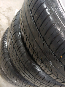 195/60r15 with rims 4 bolt 100 mm