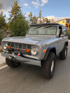 1977 Ford Bronco *OFFER PENDING*