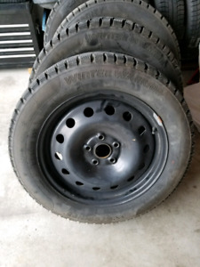 Winter Tires and Rims - MINT CONDITION
