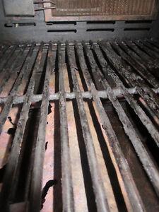 BBQ burner covers