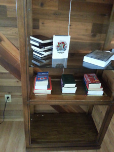 light weight shelving unit or bookcase