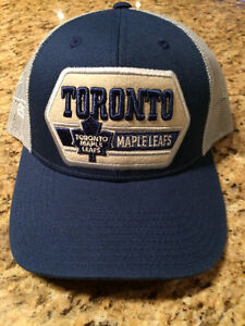 James Van Riemsdyk Leafs Snapback Hat with Embroidered Auto CCM Kingston Kingston Area image 1