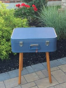 Antique Suitcase Table London Ontario image 1