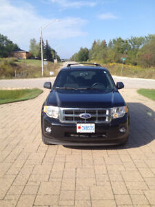 2010 Ford Escape XLT SUV;  $10,299  OBO, financing avail
