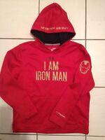 Boys Under Armour Storm Iron Man Hoodie