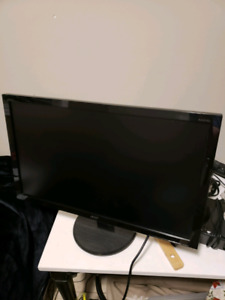 """24"""" acer monitor 1080p 1ms 60hz"""