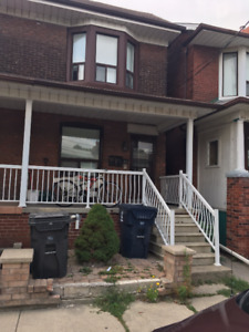 Spacious 1 bedroom + in the Dufferin and Dupont Area