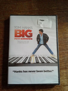 "TOM HANKS - ""BIG"" DVD MOVIE"