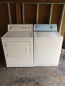 Washer and Dryer In Orangeville $120 for both