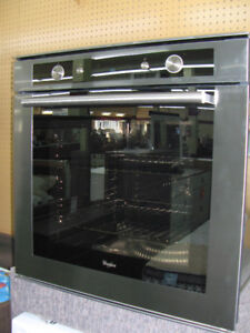 """Whirlpool WOS52EM4AS 24""""  Wall Oven - #0369"""