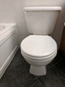 Months old toilet for your renovation- avail 1st week of Nov