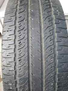 P265/65R17 BFGOODRICH LONG TRAIL TA TOUR single tire only