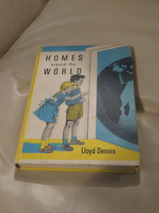 HOMES around the WORLD (Learn to Read Book) (Grade 3)