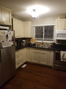 Basement room/Apartment for rent for July 1st All inclusive 750