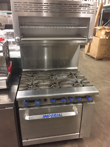 IMPERIAL/HOSHIZAKI RESTAURANT EQUIPMENT CLEARANCE