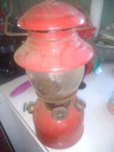 Old Coleman Lanterns Wanted