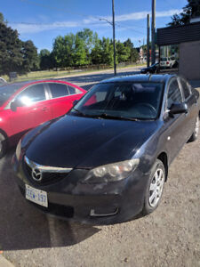 2008 Mazda 3 Certified and Etested