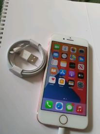 Iphone 7 32gb Rose gold unlocked £100