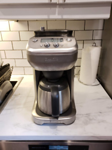 Breville Grind Control Coffee Maker and Grinder