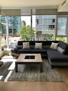 Furnished Luxury Condo for Rent - Coal Harbour