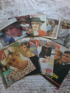Majesty and Royalty Magazines (USED)