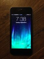 iPhone 5s unlocked in mint condition with otter box