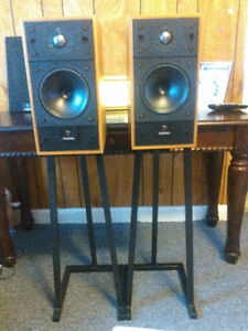 Celestion SL6 with Target Audio stands
