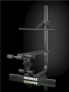 Soloflex Excercise Equipment for sale
