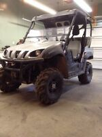 2007 rhino 660 trade for jeep/off road rig