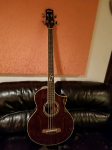 Ibanez 4string Acoustic Bass