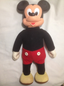 Authentic Vintage Marching Mickey From Disney