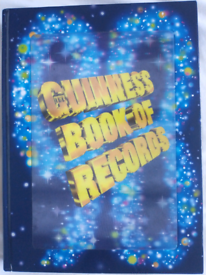 Guinness book of Records book