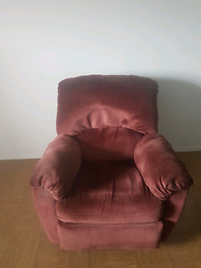 Recliner and or love seat for sale