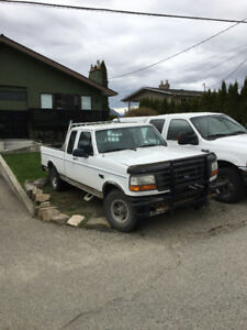 Ford F-150 4x4 1995