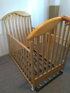 Morigeau Lepine Baby Crib LIKE NEW