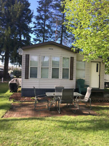 Park Model Trailer with Addition - near Lake Huron