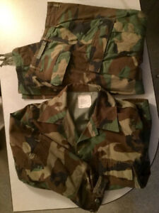 Vêtement pour la chasse camouflage